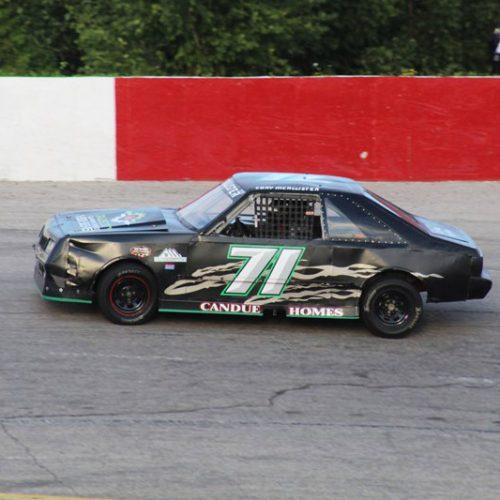 Cory McAllister #71 -  Durham